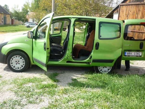 Fiat Fiorino Fiorino 1,4 combinato, foto 1 Auto – moto , Automobily | spěcháto.cz - bazar, inzerce zdarma