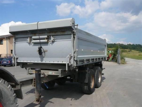 Schmitz  ZKD 18 S3, foto 1 Užitkové a nákladní vozy, Přívěsy a návěsy | spěcháto.cz - bazar, inzerce zdarma