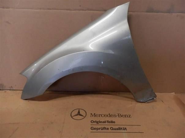 Mercedes-Benz Třída ML Levý přední blatník na ML W164, foto 1 Náhradní díly a příslušenství, Osobní vozy | spěcháto.cz - bazar, inzerce zdarma