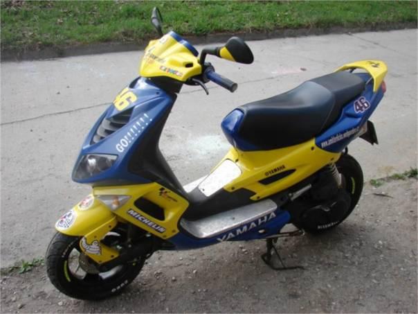 Peugeot Speedfight Skůtr Peugeot Speedfight  50ccm r.v.2001, foto 1 Auto – moto , Motocykly a čtyřkolky | spěcháto.cz - bazar, inzerce zdarma
