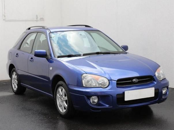 Subaru Impreza  2.0, Serv.kniha, 4x4, foto 1 Auto – moto , Automobily | spěcháto.cz - bazar, inzerce zdarma