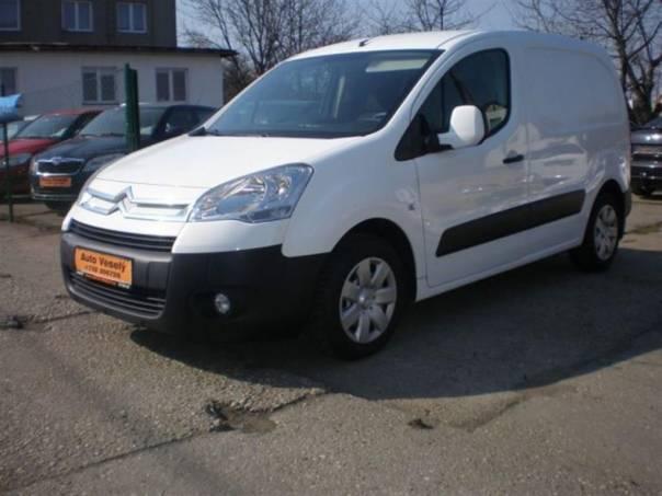 Citroën Berlingo 1,6 HDi,KLIMA,ČR,1 MAJ.SERVISK, foto 1 Užitkové a nákladní vozy, Do 7,5 t | spěcháto.cz - bazar, inzerce zdarma