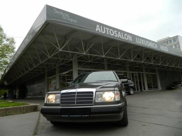 Mercedes-Benz 124 300 CE  JAKO NOVÝ , foto 1 Auto – moto , Automobily | spěcháto.cz - bazar, inzerce zdarma