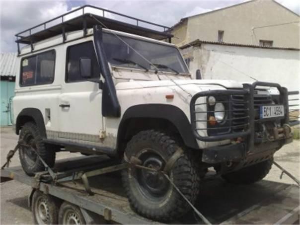Land Rover Defender Land Rover Defender 90 rozprodám na díly, foto 1 Auto – moto , Náhradní díly a příslušenství | spěcháto.cz - bazar, inzerce zdarma
