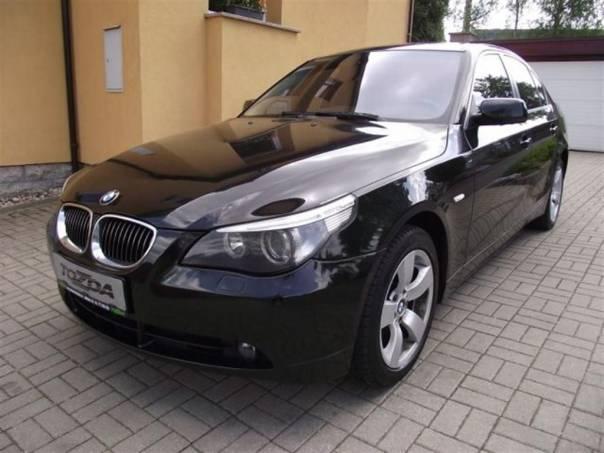 BMW Řada 5 530 xd * 170 kW * model 2007, foto 1 Auto – moto , Automobily | spěcháto.cz - bazar, inzerce zdarma