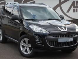 Peugeot 4007 2.2HDi 1.Majitel 7-míst , Auto – moto , Automobily  | spěcháto.cz - bazar, inzerce zdarma
