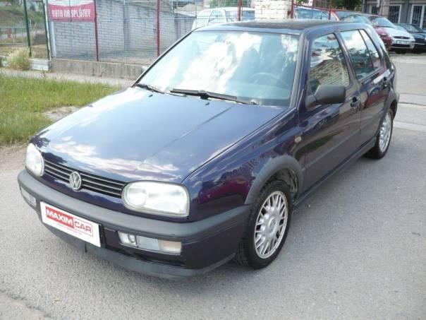Volkswagen Golf 1.6 GT klima, foto 1 Auto – moto , Automobily | spěcháto.cz - bazar, inzerce zdarma