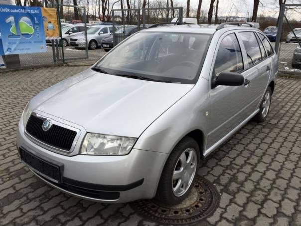 Škoda Fabia 1.4i 16V klima, serviska, foto 1 Auto – moto , Automobily | spěcháto.cz - bazar, inzerce zdarma