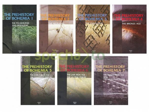 Prehistory of Bohemia, komplet 1-7 díl, foto 1 Hobby, volný čas, Knihy | spěcháto.cz - bazar, inzerce zdarma