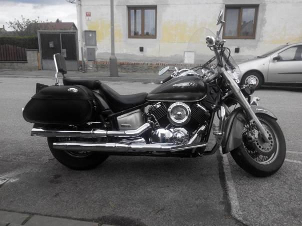 Yamaha XVS 1100 dragstar classic, foto 1 Auto – moto , Motocykly a čtyřkolky | spěcháto.cz - bazar, inzerce zdarma