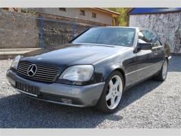 Mercedes-Benz Třída CL 500 - MAX.VÝBAVA - TOP STAV