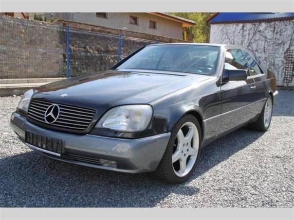 Mercedes-Benz Třída CL 500 - MAX.VÝBAVA - TOP STAV, foto 1 Auto – moto , Automobily | spěcháto.cz - bazar, inzerce zdarma