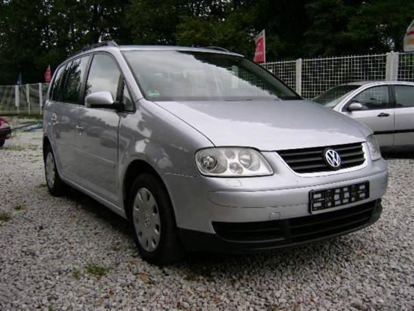 Volkswagen Touran 1.9, foto 1 Auto – moto , Automobily | spěcháto.cz - bazar, inzerce zdarma