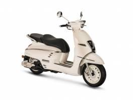 Django 125 - Heritage - Milky , Auto – moto , Motocykly a čtyřkolky  | spěcháto.cz - bazar, inzerce zdarma