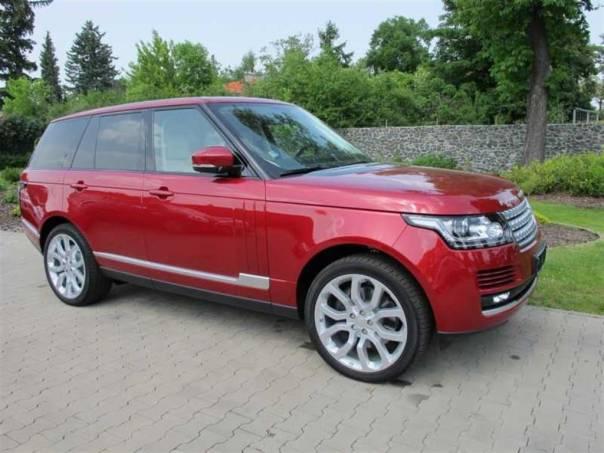 Land Rover Range Rover 4.4 SDV8 Vogue, foto 1 Auto – moto , Automobily   spěcháto.cz - bazar, inzerce zdarma
