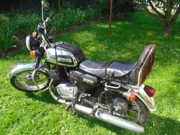 Jawa 350 JAWA 350/634 r.v. 1978 s TP, foto 1 Auto – moto , Motocykly a čtyřkolky | spěcháto.cz - bazar, inzerce zdarma