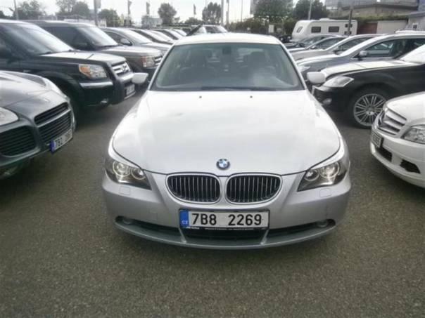BMW Řada 5 530 D 170 kW,  NAVI,, foto 1 Auto – moto , Automobily | spěcháto.cz - bazar, inzerce zdarma