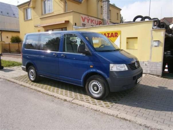 Volkswagen Transporter 2,5 tdi,9MÍST,KLIMA, foto 1 Auto – moto , Automobily | spěcháto.cz - bazar, inzerce zdarma