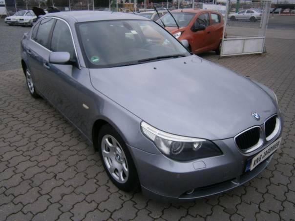 BMW Řada 5 525 D Top stav, foto 1 Auto – moto , Automobily | spěcháto.cz - bazar, inzerce zdarma