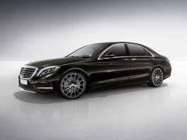 Mercedes-Benz Třída S S 350 BlueTEC 4MATIC