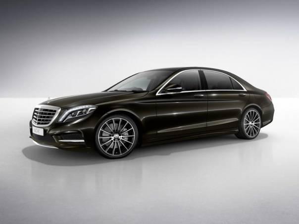 Mercedes-Benz Třída S S 350 BlueTEC 4MATIC, foto 1 Auto – moto , Automobily | spěcháto.cz - bazar, inzerce zdarma