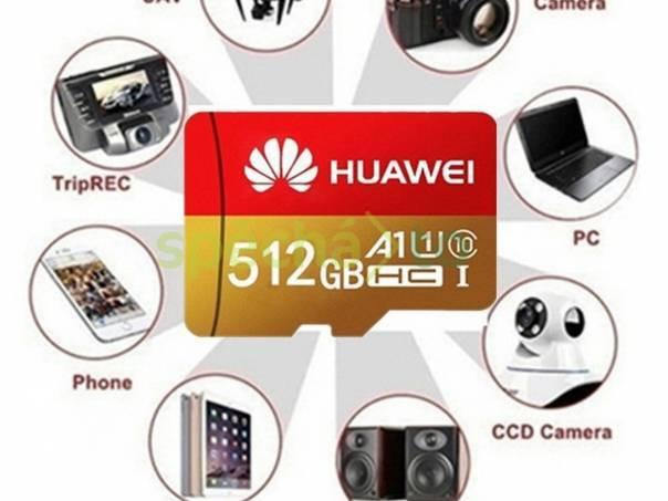 Paměťová karta MICRO SDHC  512 GB+USB+SDadaptár, foto 1 PC, tablety a příslušenství , Čtečky   spěcháto.cz - bazar, inzerce zdarma