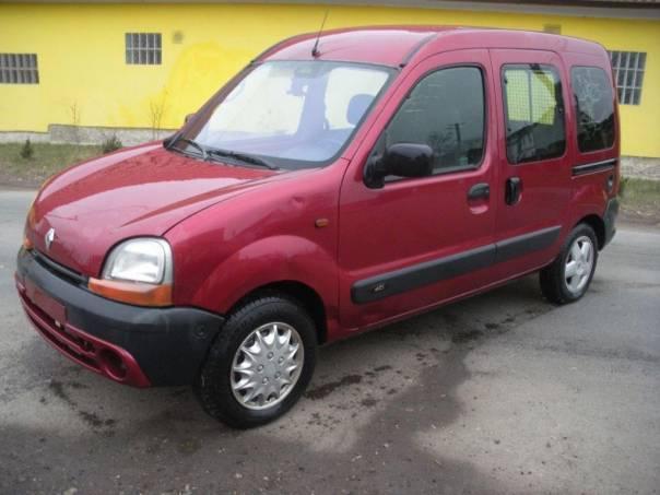Renault Kangoo 1.5 dCi Authentique, foto 1 Auto – moto , Automobily | spěcháto.cz - bazar, inzerce zdarma