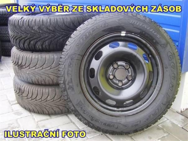 Opel Vectra LETNÍ i ZIMNÍ PNEU+DISK, foto 1 Náhradní díly a příslušenství, Osobní vozy | spěcháto.cz - bazar, inzerce zdarma