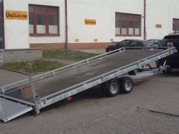 Jumbo 2S, foto 1 Užitkové a nákladní vozy, Přívěsy a návěsy | spěcháto.cz - bazar, inzerce zdarma