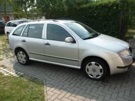 Škoda Fabia 1.9 Sdi Comfort , Auto – moto , Automobily  | spěcháto.cz - bazar, inzerce zdarma