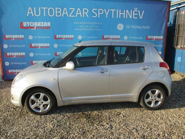 Suzuki Swift 1,5 automat, servisní kniha, foto 1 Auto – moto , Automobily | spěcháto.cz - bazar, inzerce zdarma