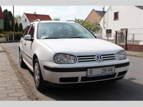 Volkswagen Golf 1,9 TDi KLIMA 66 Kw, foto 1 Auto – moto , Automobily | spěcháto.cz - bazar, inzerce zdarma