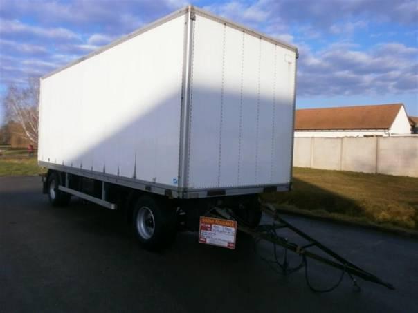 STS APF 218 (ID 9334), foto 1 Užitkové a nákladní vozy, Přívěsy a návěsy | spěcháto.cz - bazar, inzerce zdarma