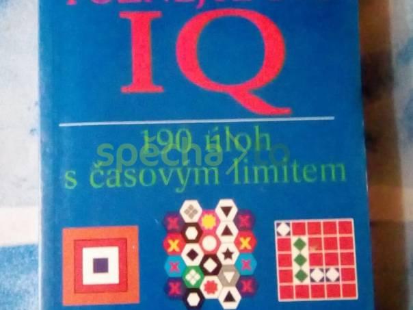 Mensa - duševní rozcvička - Poznejte své IQ, foto 1 Hobby, volný čas, Knihy | spěcháto.cz - bazar, inzerce zdarma