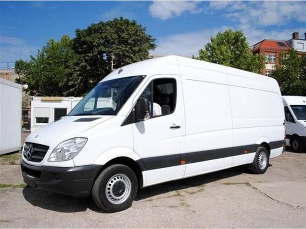Mercedes-Benz Sprinter 313 CDi 2,2 Maxi, foto 1 Užitkové a nákladní vozy, Do 7,5 t | spěcháto.cz - bazar, inzerce zdarma