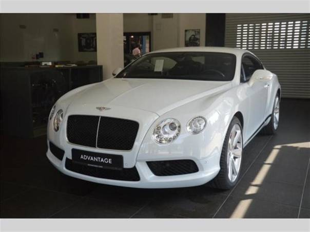 Bentley Continental GT 4,0 V8  , foto 1 Auto – moto , Automobily | spěcháto.cz - bazar, inzerce zdarma