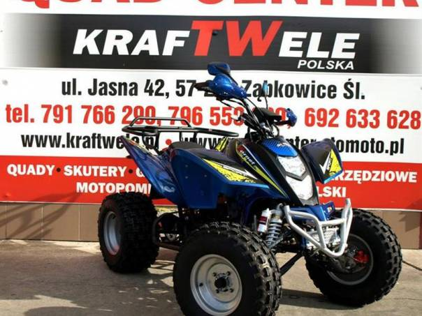 Shineray XY AUTOMAT, foto 1 Auto – moto , Motocykly a čtyřkolky | spěcháto.cz - bazar, inzerce zdarma
