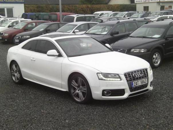 Audi S5 4.2 (260 Kw) Quattro, foto 1 Auto – moto , Automobily | spěcháto.cz - bazar, inzerce zdarma