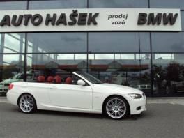 BMW Řada 3 320i Cabrio VELMI PĚKNÉ
