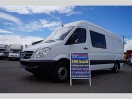 Mercedes-Benz Sprinter 316 maxi 6míst klima , Užitkové a nákladní vozy, Autobusy  | spěcháto.cz - bazar, inzerce zdarma