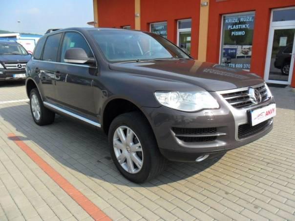 Volkswagen Touareg 3,0 TDi, V6, XENONY, KŮŽE, foto 1 Auto – moto , Automobily | spěcháto.cz - bazar, inzerce zdarma