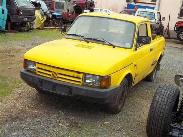 Fiat Fiorino 1,3D, foto 1 Užitkové a nákladní vozy, Do 7,5 t | spěcháto.cz - bazar, inzerce zdarma