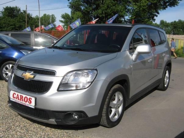 Chevrolet Orlando LTZ2.0d,7míst,automat,120kw, foto 1 Auto – moto , Automobily | spěcháto.cz - bazar, inzerce zdarma