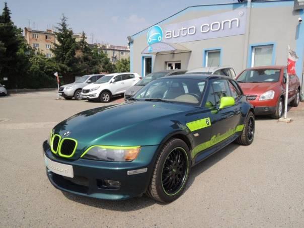 BMW Z3 2.8i COUPE M-paket, foto 1 Auto – moto , Automobily   spěcháto.cz - bazar, inzerce zdarma