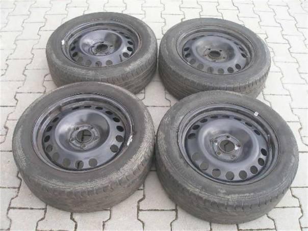 Opel Astra H 6.5J x 16H2+pneu, foto 1 Auto – moto , Náhradní díly a příslušenství | spěcháto.cz - bazar, inzerce zdarma
