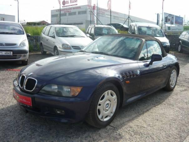 BMW Z3 Kabrio, foto 1 Auto – moto , Automobily | spěcháto.cz - bazar, inzerce zdarma