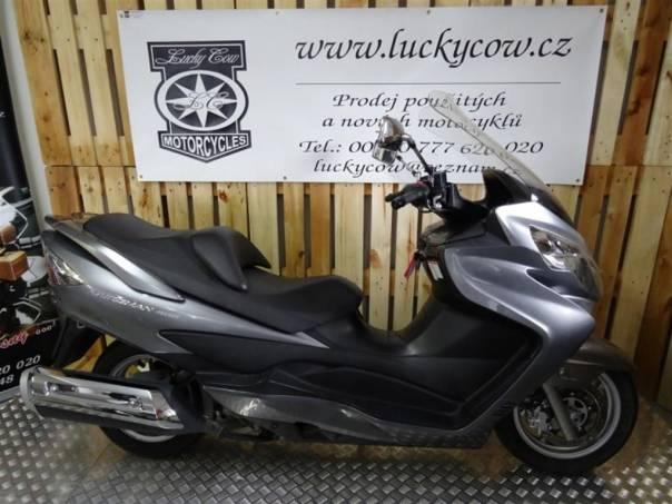 Suzuki AN Burgman 400, foto 1 Auto – moto , Motocykly a čtyřkolky | spěcháto.cz - bazar, inzerce zdarma