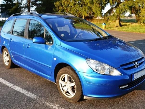 Peugeot 307 break 2.0 HDI 66kW, foto 1 Auto – moto , Automobily | spěcháto.cz - bazar, inzerce zdarma