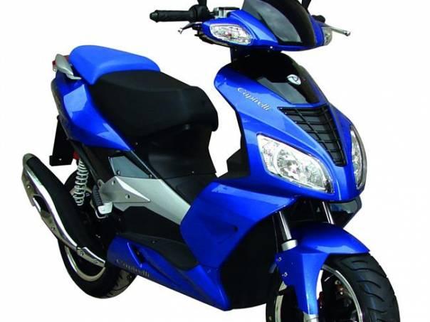 Capirelli Maximus , foto 1 Auto – moto , Motocykly a čtyřkolky | spěcháto.cz - bazar, inzerce zdarma