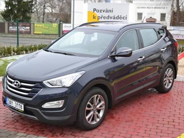 Hyundai Santa Fe 2,2   CRDI VGT 4X4 STYLE, foto 1 Auto – moto , Automobily | spěcháto.cz - bazar, inzerce zdarma